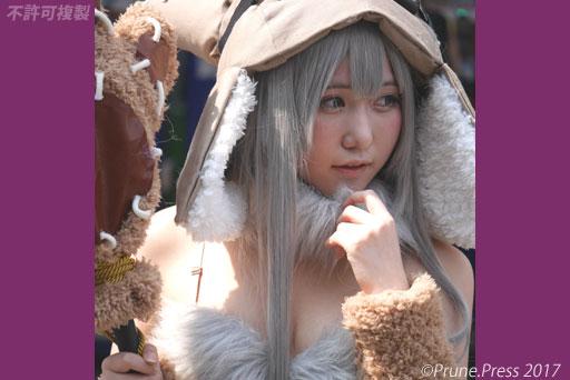 日本橋 ストフェス2017 美人 コスプレイヤー セクシー 画像