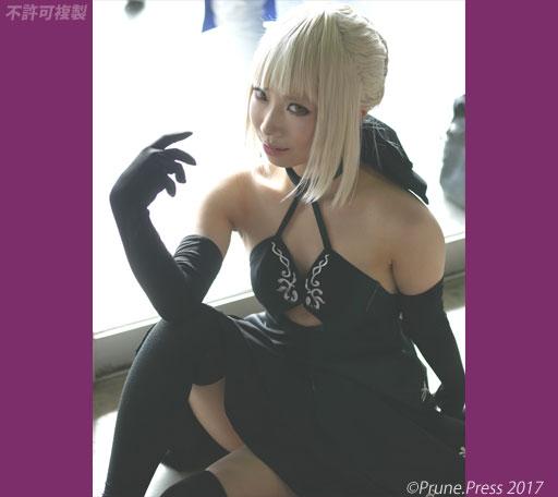 TGS2017 かわいい セクシー 東京ゲームショウ 美人 コスプレイヤー 画像