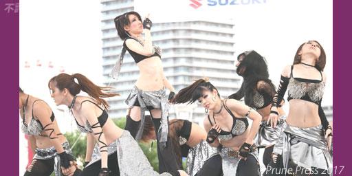 ベリーミックス インディアメーラー2017 ベリーダンス ボリウッドダンス 画像