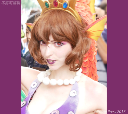大須 コスプレ パレード 2017 コスサミ 各国代表 素人 コスプレイヤー 画像