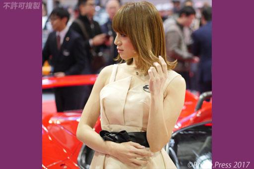 大阪モーターショー2017 コンパニオン キャンギャル 画像