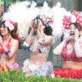 神戸サンバチーム メンバー 神戸マラソン