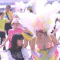 神戸まつり2017 サンバ教室 神戸サンバチーム 画像