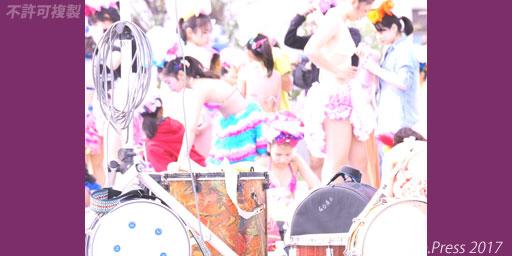 神戸まつり 2017 サンバ 教室 神戸サンバチーム 画像