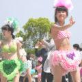 神戸まつり2017 神戸サンバチーム 練習 画像