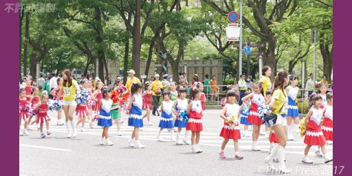 神戸まつり パレード