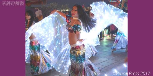 Amira&Habibti 神戸ハーバーランド ベリーダンス 画像