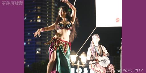 ムーン・ジプシー インディアメーラー2017 ベリーダンス ボリウッドダンス 画像