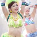 神戸サンバチーム 神戸まつり2018 ハートフル ジパング ダンスナイト サンバ 画像