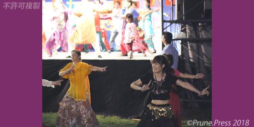 神戸ワールドフェスティバル 2018 kobe world festival ボリウッドダンス 画像