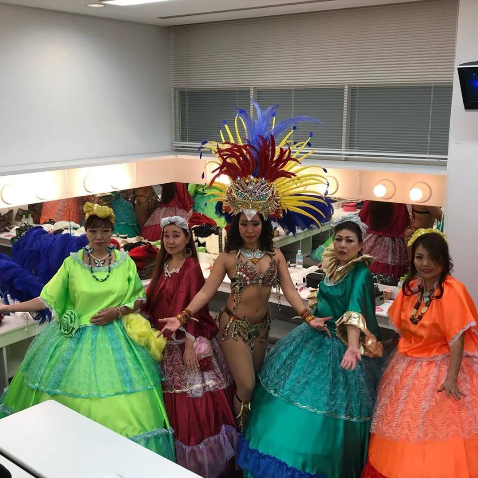 Escola De Samba Kobecco 中村あゆみ祭