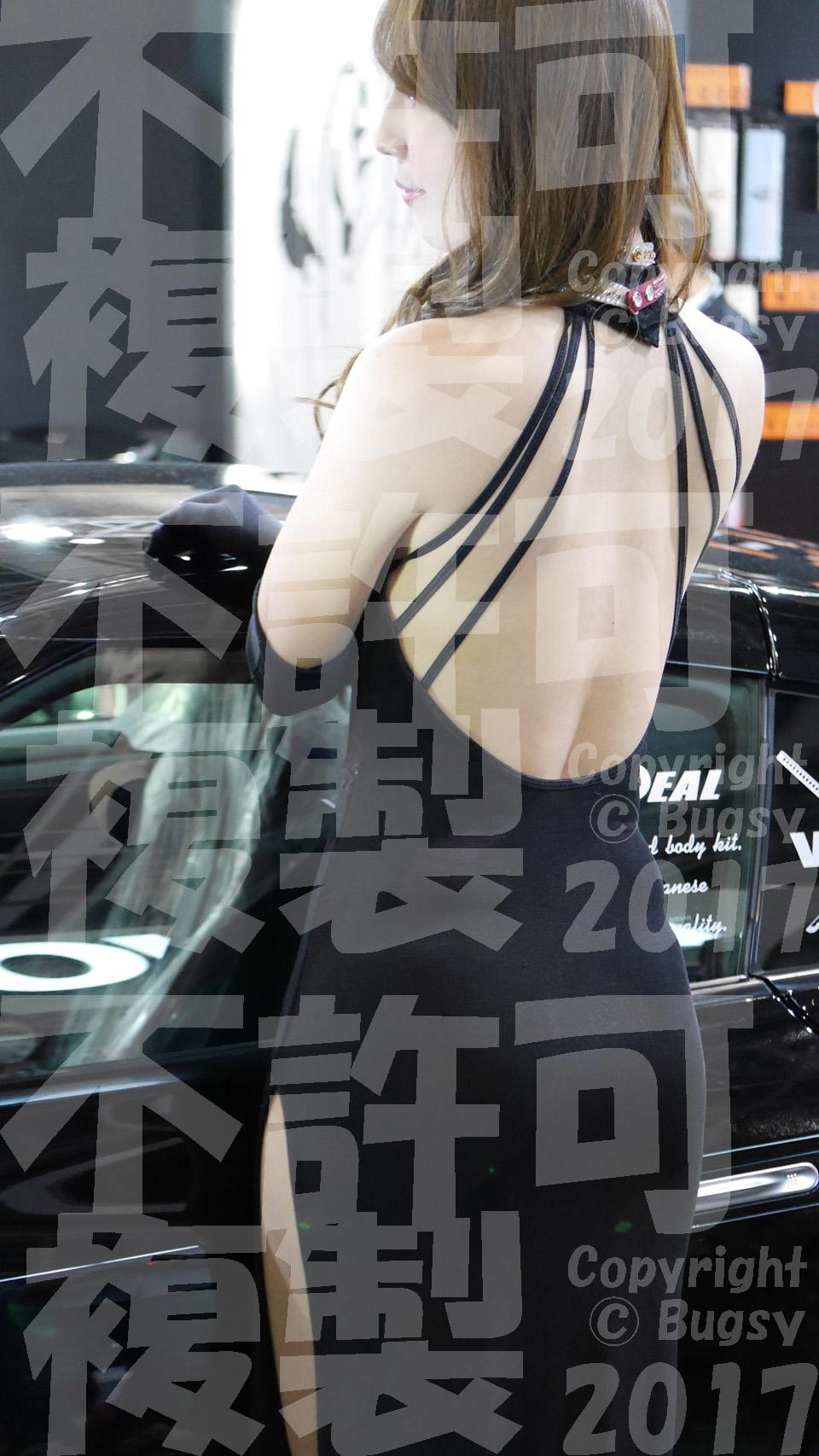 大阪オートメッセ2017年キャンギャル画像